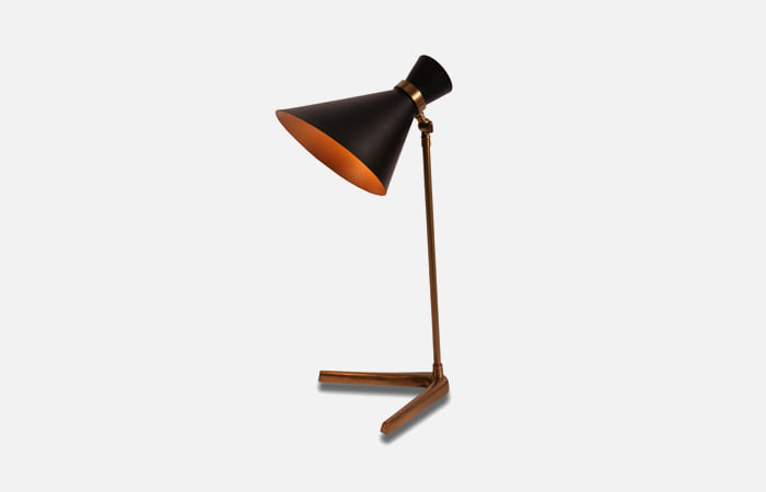 Peggy Table Lamp (black)