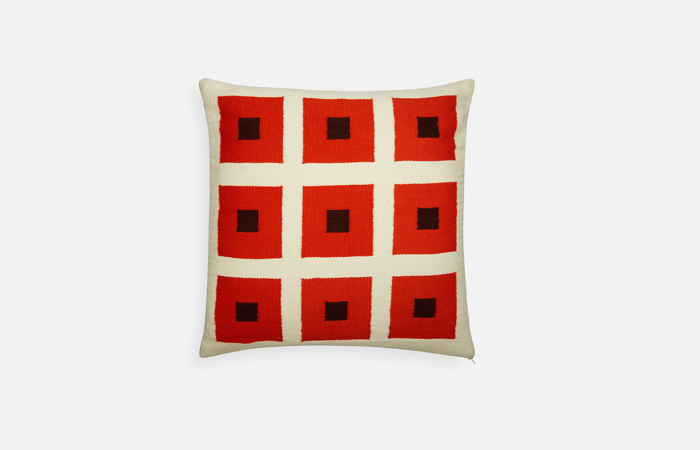 Reversible Peter Pop Throw Pillow