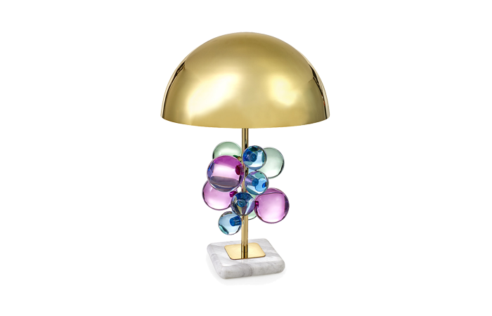 Globo Table Lamp(Multi)