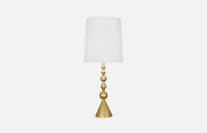 Harlequin Table Lamp (Gold)