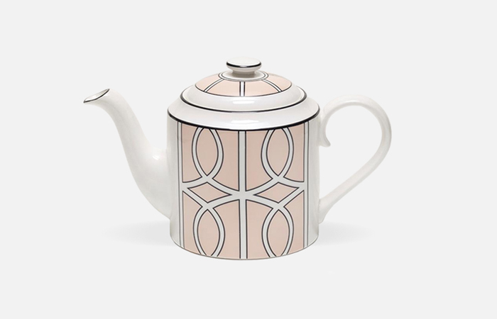 Loop teapot (blush)