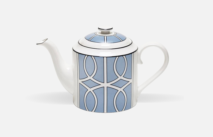 Loop teapot (blue)