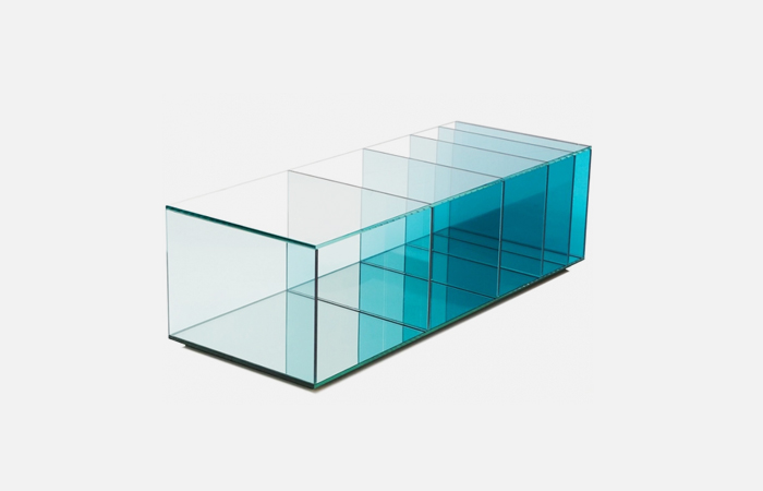 Deep Sea coffee table with storage