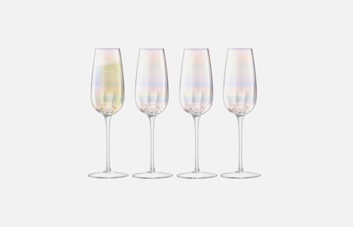 PEARL Champagne Flute