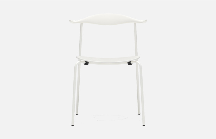 CH88T -  chair all wood beech S0502-Y white