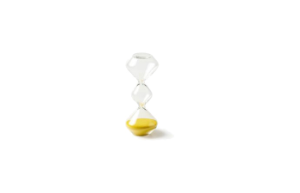 MINI Hourglass Yellow