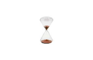 MINI Hourglass Copper