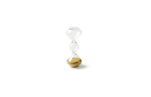 MINI Hourglass Gold