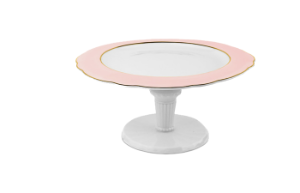 Small cake stand (Pink)