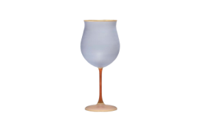 Dolce Vita Wine Glass (Blue)