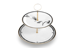 The Creation of Madam 2-Tier Cake Stand