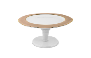 Small cake stand (Gold)