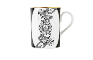 Divineness of Time Mug