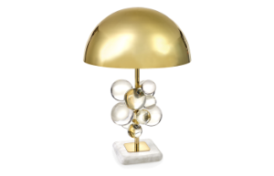 Globo Table Lamp(Clear)