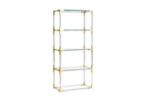 Jonathan Adler Jacques Etagere (display sale)