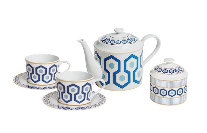 Newport Tea Set