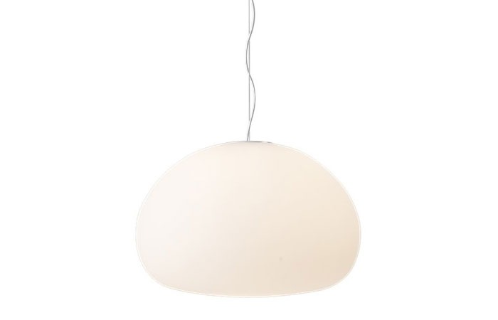 Fluid Pendant Lamp Large (Opal White)