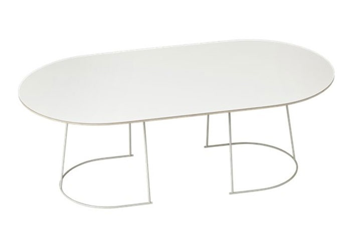Airy Coffee Table (off-white) (Large)