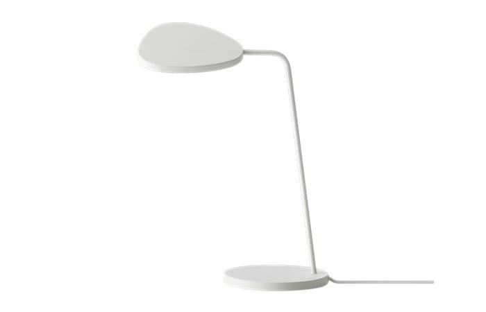 Leaf Table Lamp (White)