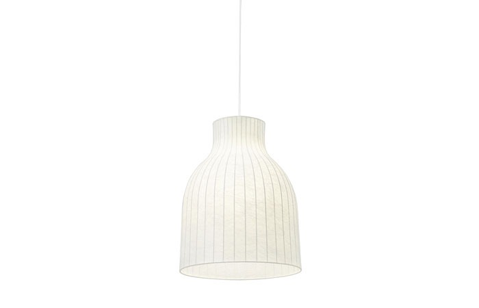 Strand Pendant Lamp Ø40 Open (White)
