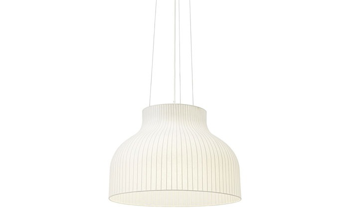Strand Pendant Lamp Ø60 Open (White)