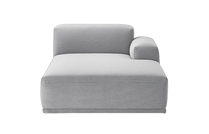 Connect Modular Sofa / Right Armrest Lounge (K)