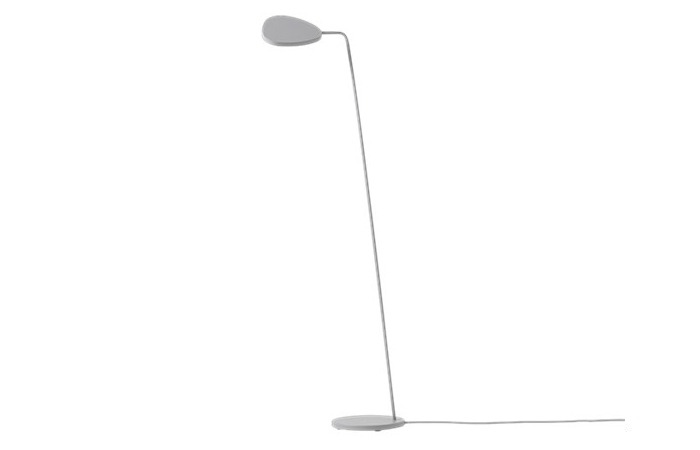 Leaf Floor Lamp (Gray) 전화 문의