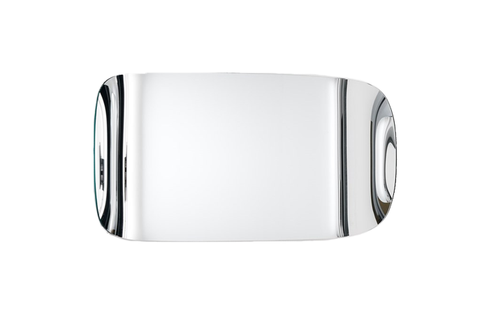 Marlene Rectangular wall-mounted mirror