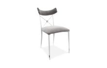 Jonathan Adler Rider Dining Chair (Gray) (display sale)